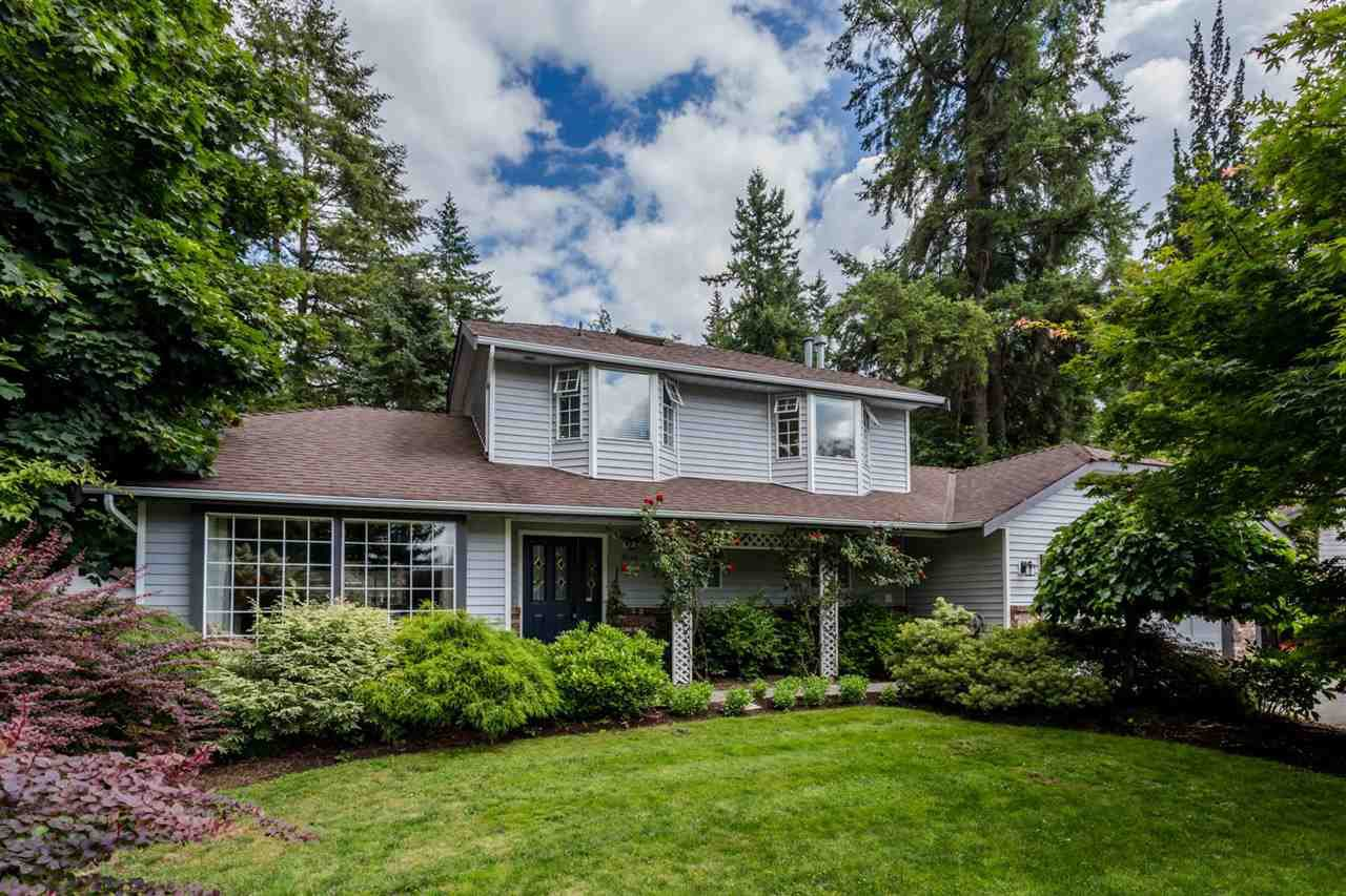 Main Photo: 9116 CRICKMER Court in Langley: Fort Langley House for sale : MLS®# R2093975