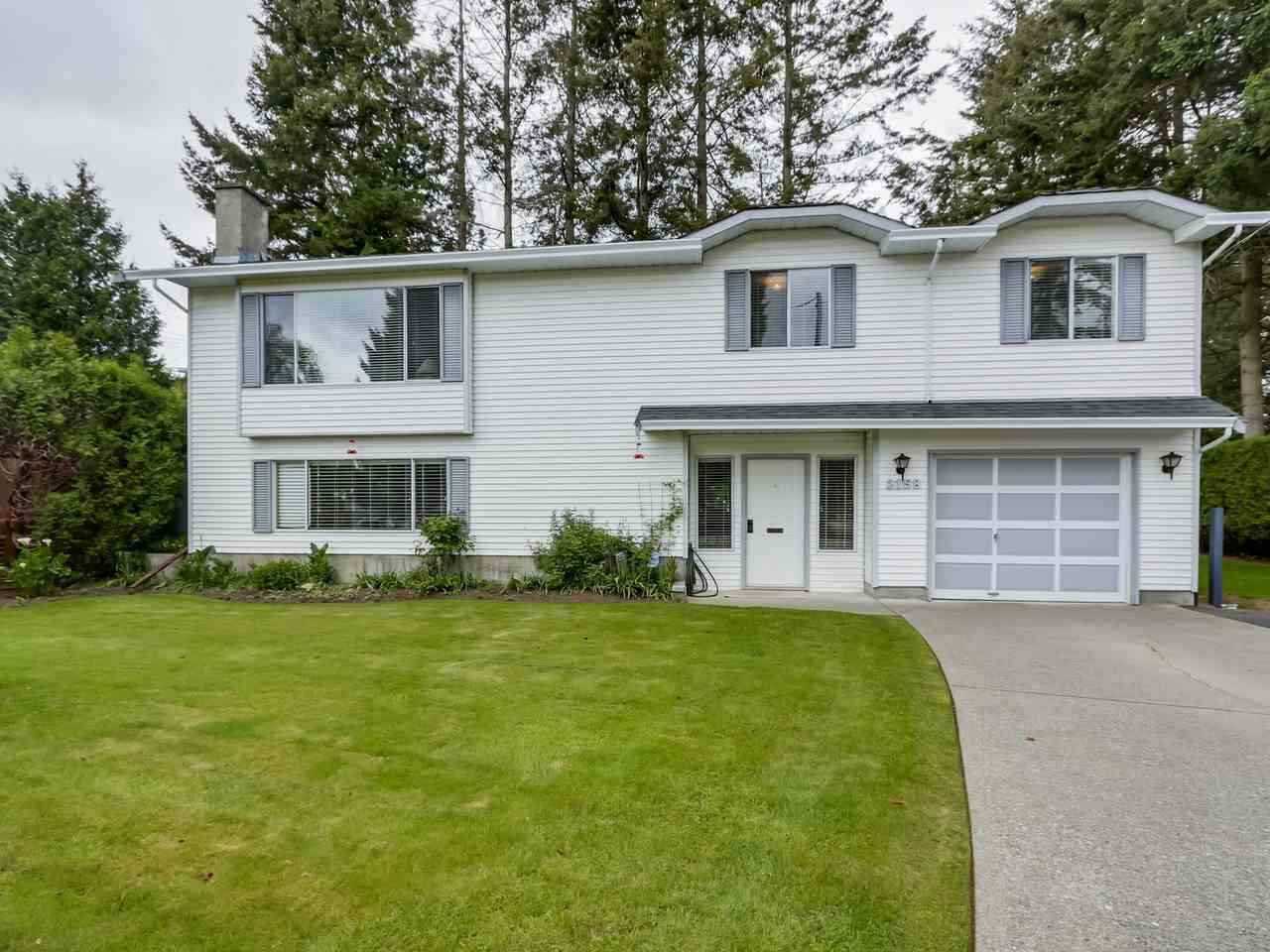 Main Photo: 2158 BOWLER Drive in Surrey: King George Corridor House for sale (South Surrey White Rock)  : MLS®# R2128949