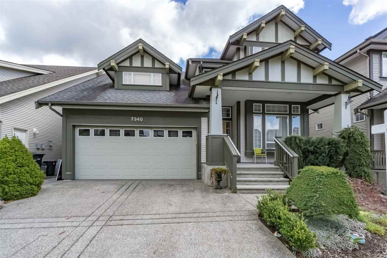 Main Photo: 7340 200A Street in Langley: Willoughby Heights House for sale : MLS®# R2156658