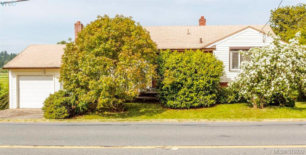 Main Photo: 4138 Carey Road in VICTORIA: SW Glanford Single Family Detached for sale (Saanich West)  : MLS®# 379222