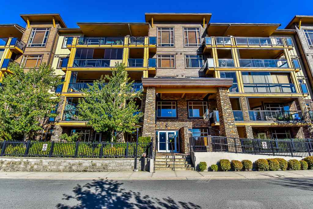 """Main Photo: 111 8258 207A Street in Langley: Willoughby Heights Condo for sale in """"YORKSON CREEK"""" : MLS®# R2200627"""