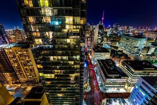 Main Photo: 3501 37 Grosvenor Street in Toronto: Bay Street Corridor Condo for lease (Toronto C01)  : MLS®# C3926249