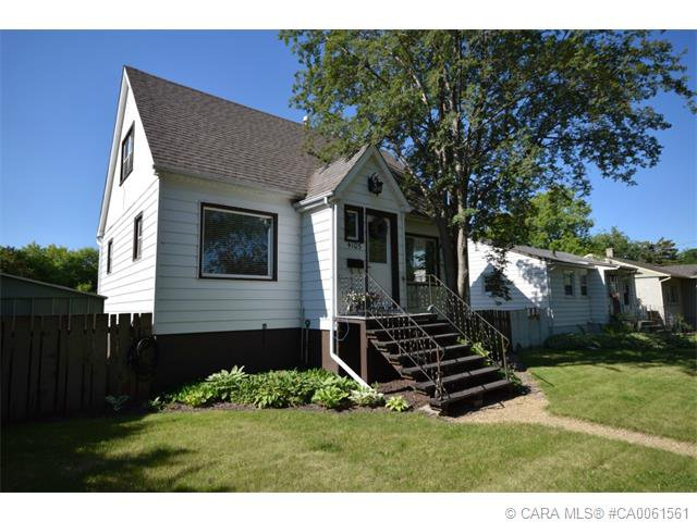 Main Photo: 4105 50A Street in Red Deer: RR Michener Hill Residential for sale : MLS®# CA0061561
