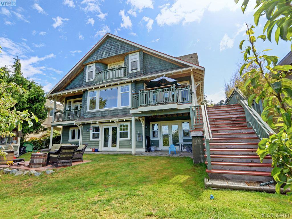 Main Photo: 2367 Tanner Ridge Place in VICTORIA: CS Tanner Single Family Detached for sale (Central Saanich)  : MLS®# 394181