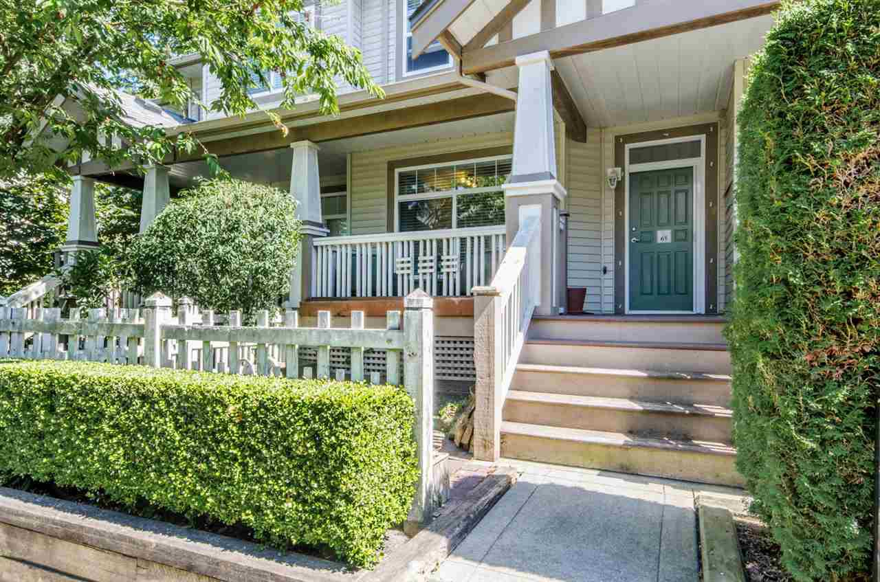 3 bed 3 bath townhome with double garage!