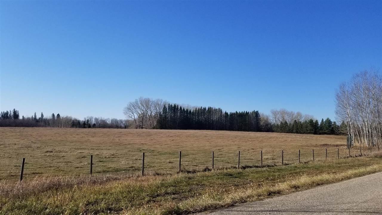 Main Photo: 1-51222 Rge Road 270: Rural Parkland County Rural Land/Vacant Lot for sale : MLS®# E4133494