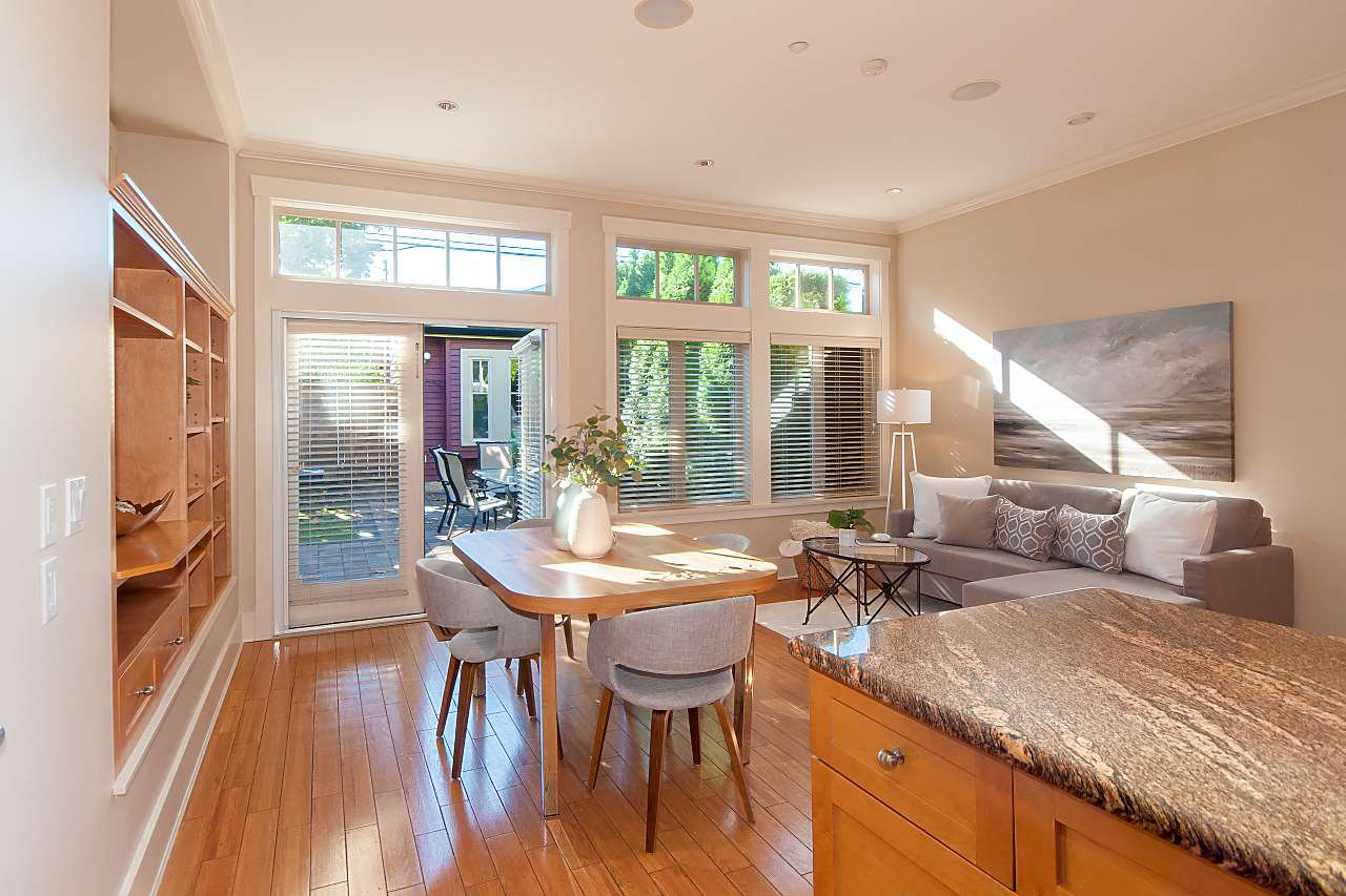 Photo 9: Photos: 2236 W 15TH Avenue in Vancouver: Kitsilano House 1/2 Duplex for sale (Vancouver West)  : MLS®# R2319480