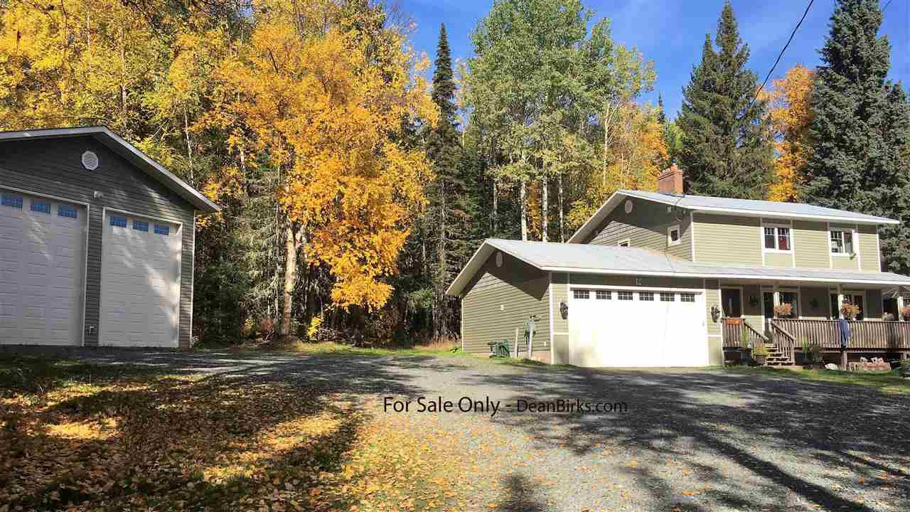 "Main Photo: 7610 ARLINE Road in Prince George: Chief Lake Road House for sale in ""CHIEF LAKE ROAD"" (PG Rural North (Zone 76))  : MLS®# R2337984"