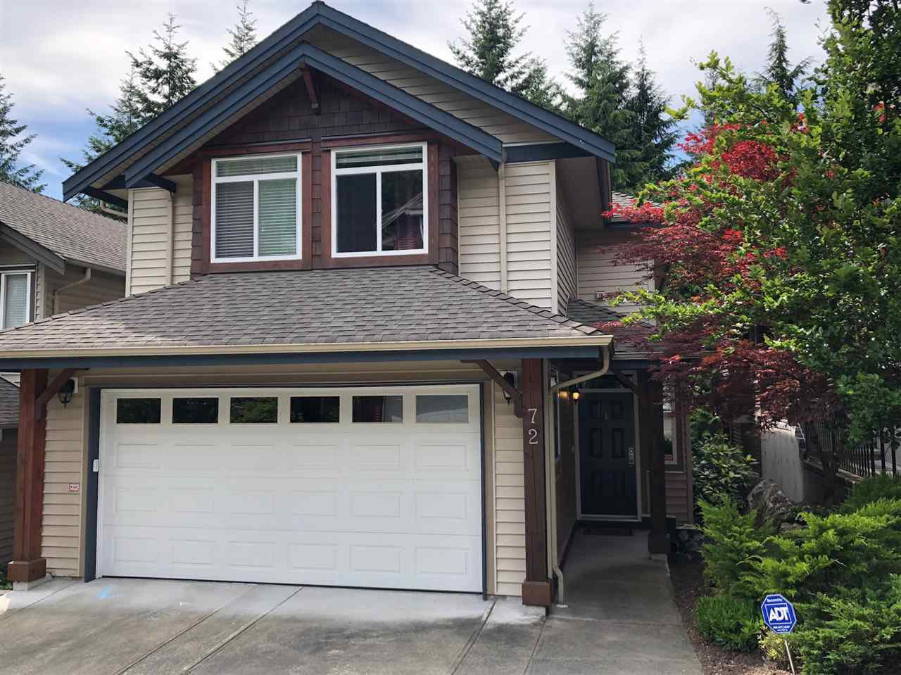 "Main Photo: 72 1701 PARKWAY Boulevard in Coquitlam: Westwood Plateau House for sale in ""Tango"" : MLS®# R2380225"