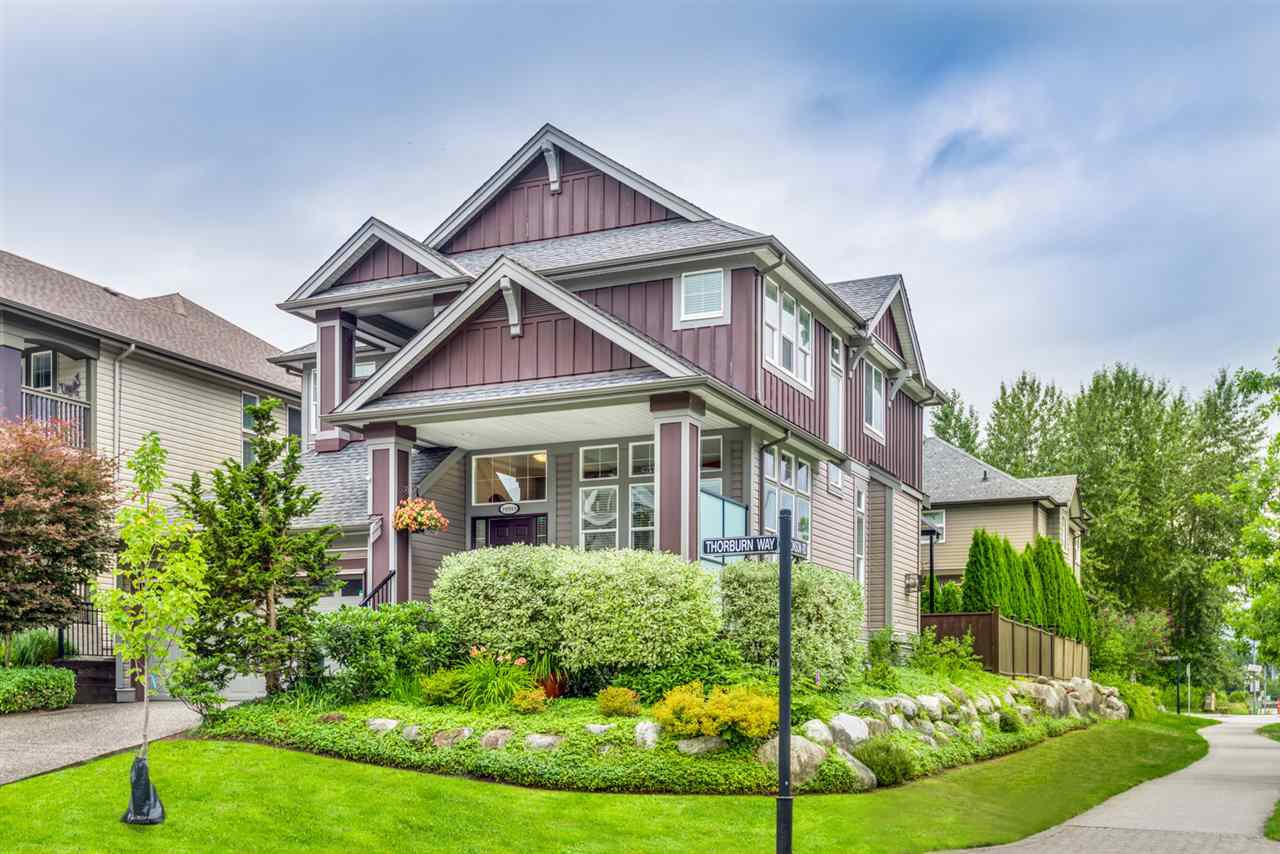 """Main Photo: 19593 THORBURN Way in Pitt Meadows: South Meadows House for sale in """"RIVERS EDGE"""" : MLS®# R2389397"""