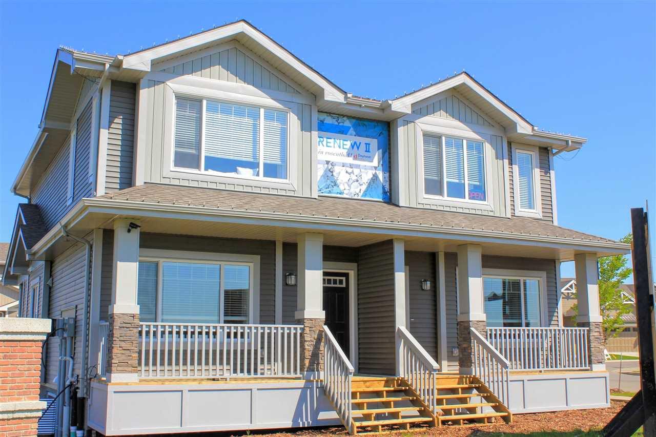Main Photo:  in Edmonton: Zone 58 Townhouse for sale : MLS®# E4182944