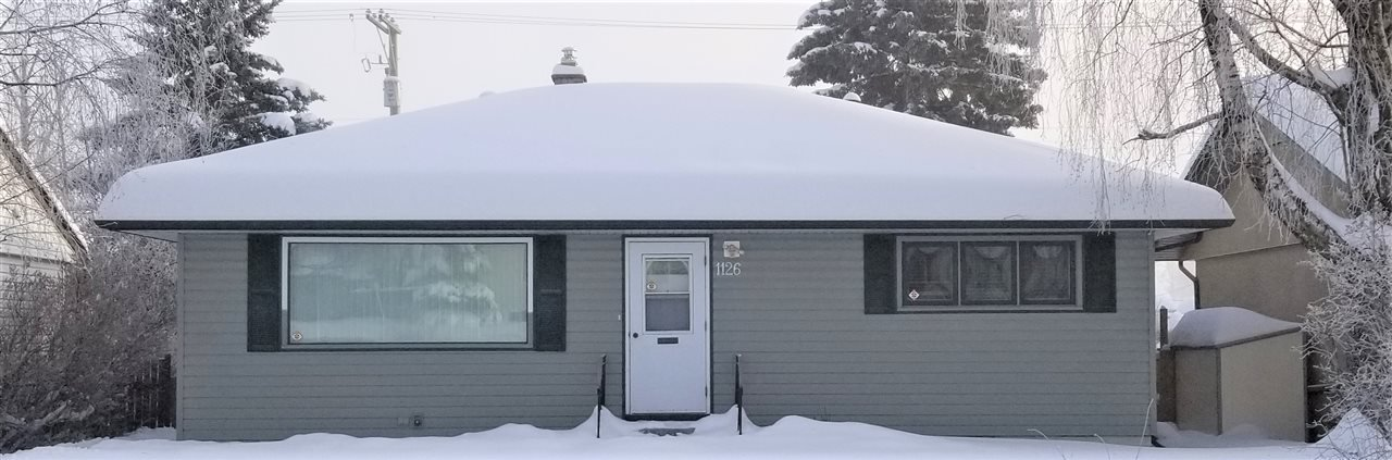 Main Photo: 1126 EWERT Street in Prince George: Central House for sale (PG City Central (Zone 72))  : MLS®# R2429170