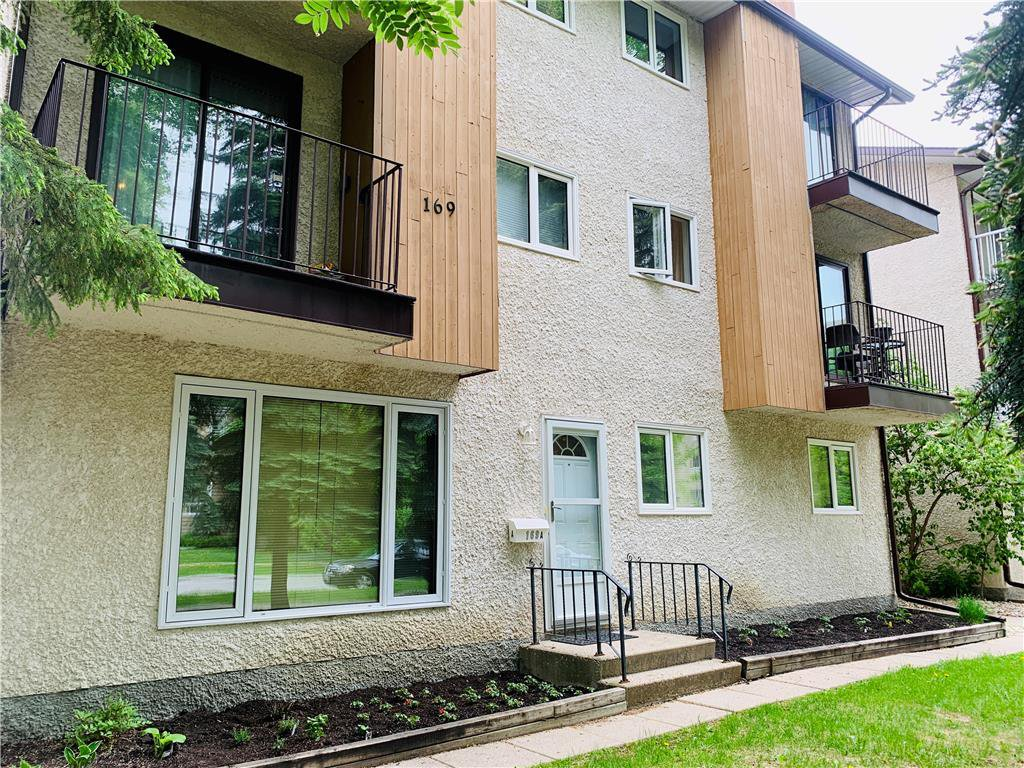 Main Photo: E 169 Horace Street in Winnipeg: Norwood Condominium for sale (2B)  : MLS®# 202012218