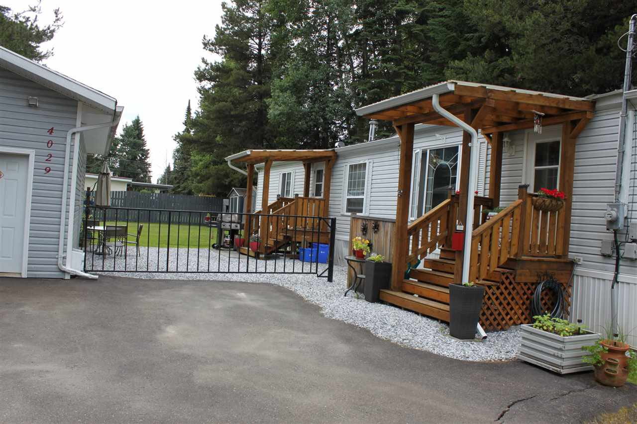 Main Photo: 4029 JADE Drive in Prince George: Emerald Manufactured Home for sale (PG City North (Zone 73))  : MLS®# R2480749