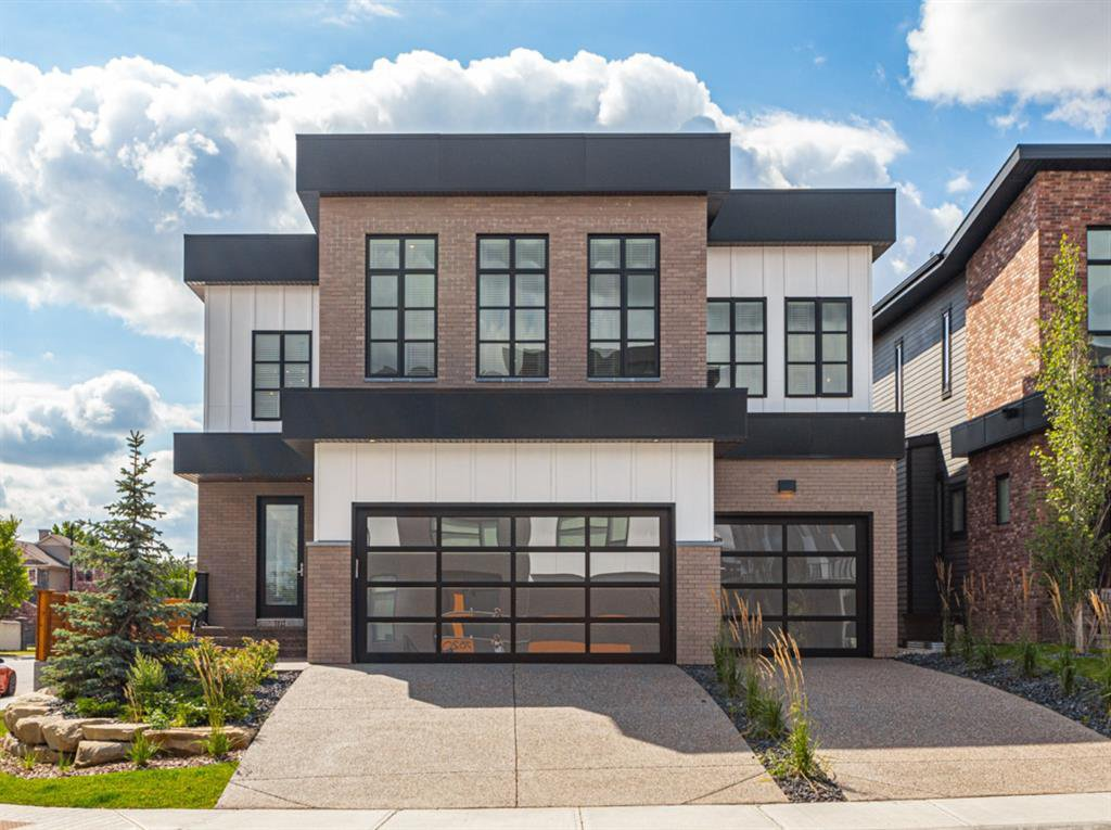 Main Photo: 7817 8A Avenue SW in Calgary: West Springs Detached for sale : MLS®# A1053285