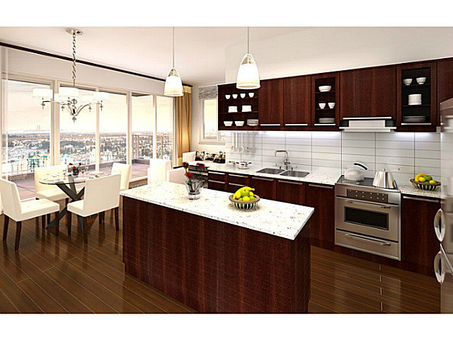 """Main Photo: # 403 258 SIXTH ST in New Westminster: Uptown NW Condo for sale in """"258"""" : MLS®# V1028975"""