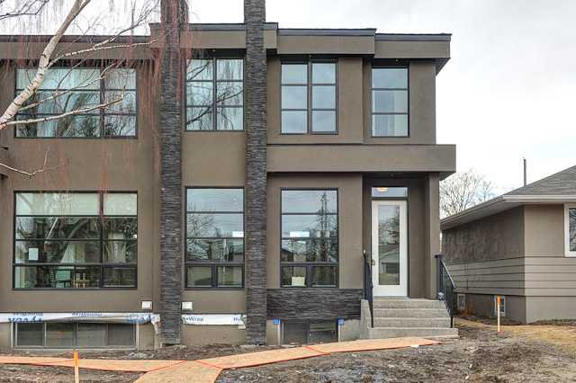 Main Photo: 2703 COCHRANE Road NW in CALGARY: Banff Trail Residential Attached for sale (Calgary)  : MLS®# C3611378