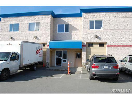 Main Photo: 109 937 Dunford Ave in VICTORIA: La Jacklin Industrial for sale (Langford)  : MLS®# 670217