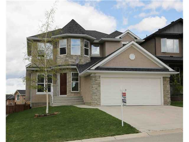Main Photo: 82 ASPEN STONE Terrace SW in CALGARY: Aspen Woods Residential Detached Single Family for sale (Calgary)  : MLS®# C3619955