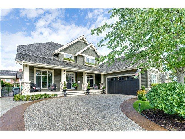 "Main Photo: 15675 36TH Avenue in Surrey: Morgan Creek House for sale in ""MORGAN CREEK"" (South Surrey White Rock)  : MLS®# F1422534"