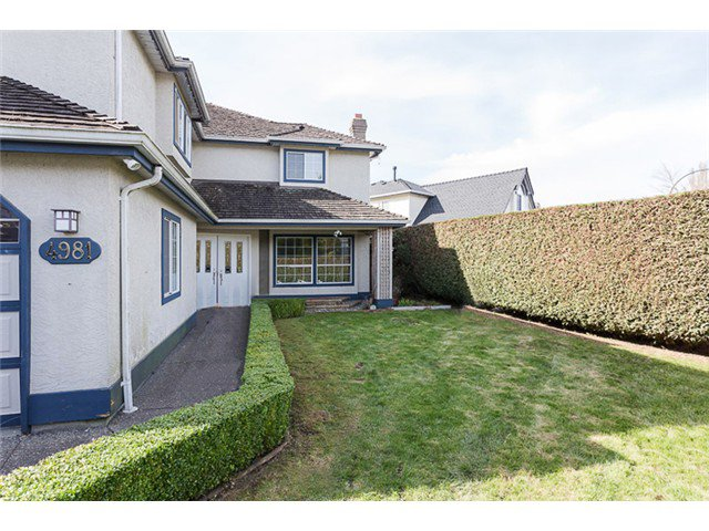 Main Photo: 4981 LINDEN Drive in Ladner: Hawthorne House for sale : MLS®# V1108037
