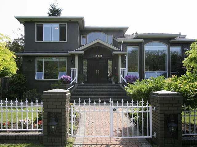 Photo 1: Photos: 6888 LABURNUM Street in Vancouver: Kerrisdale House for sale (Vancouver West)  : MLS®# V1132726