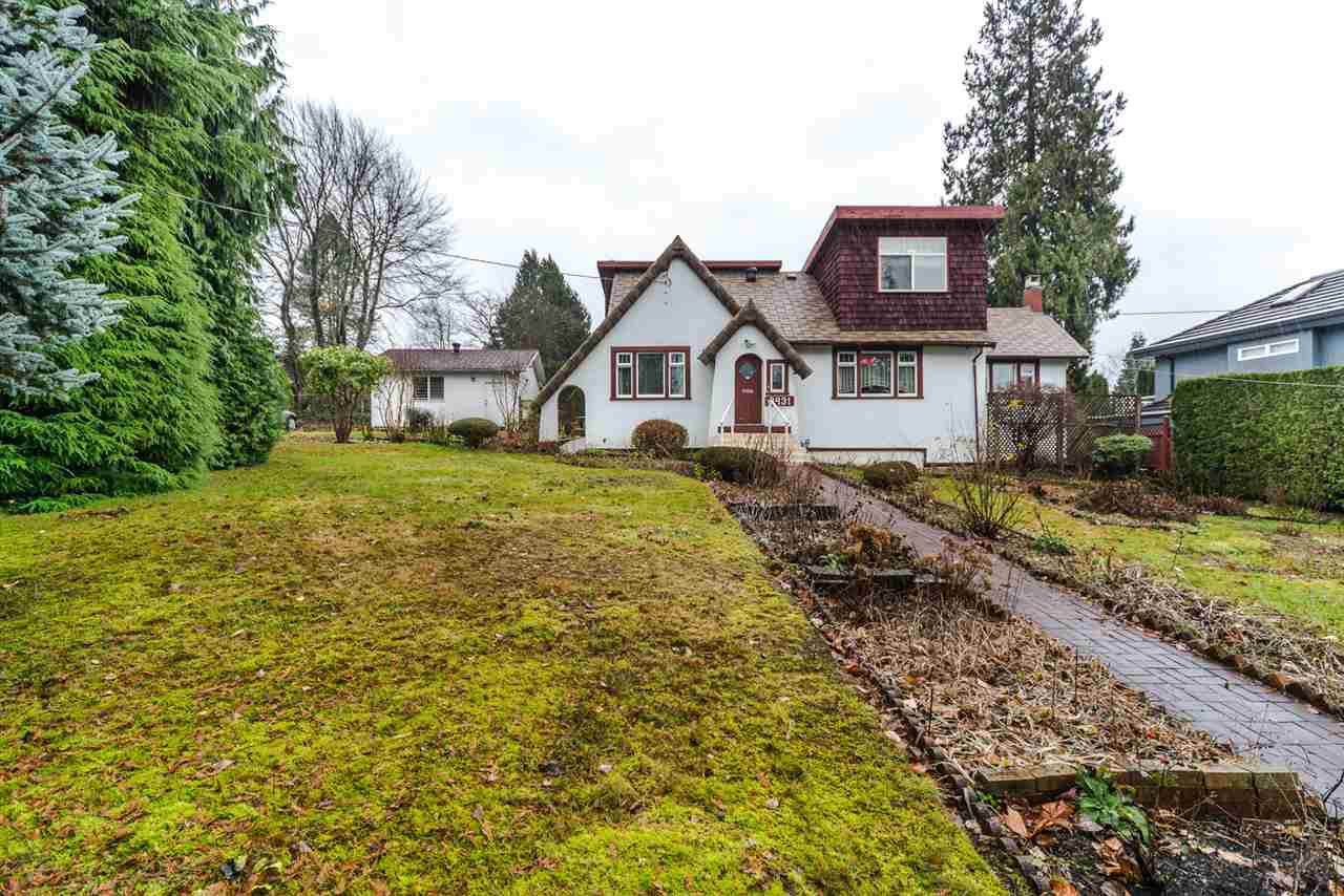 Main Photo: 8431 GOVERNMENT Road in Burnaby: Government Road House for sale (Burnaby North)  : MLS®# R2019532