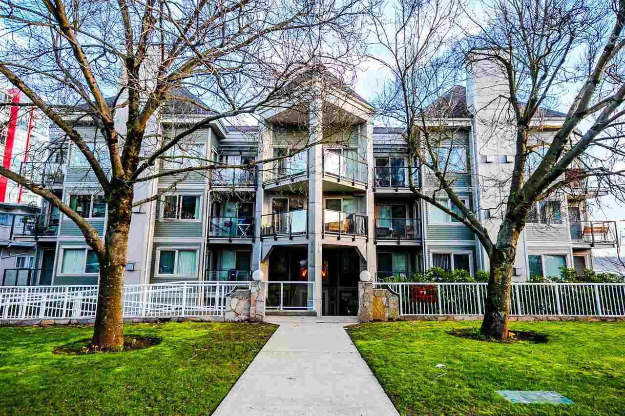 Main Photo: New Westminster Condo For Sale: 402 - 210 Carnarvon Street