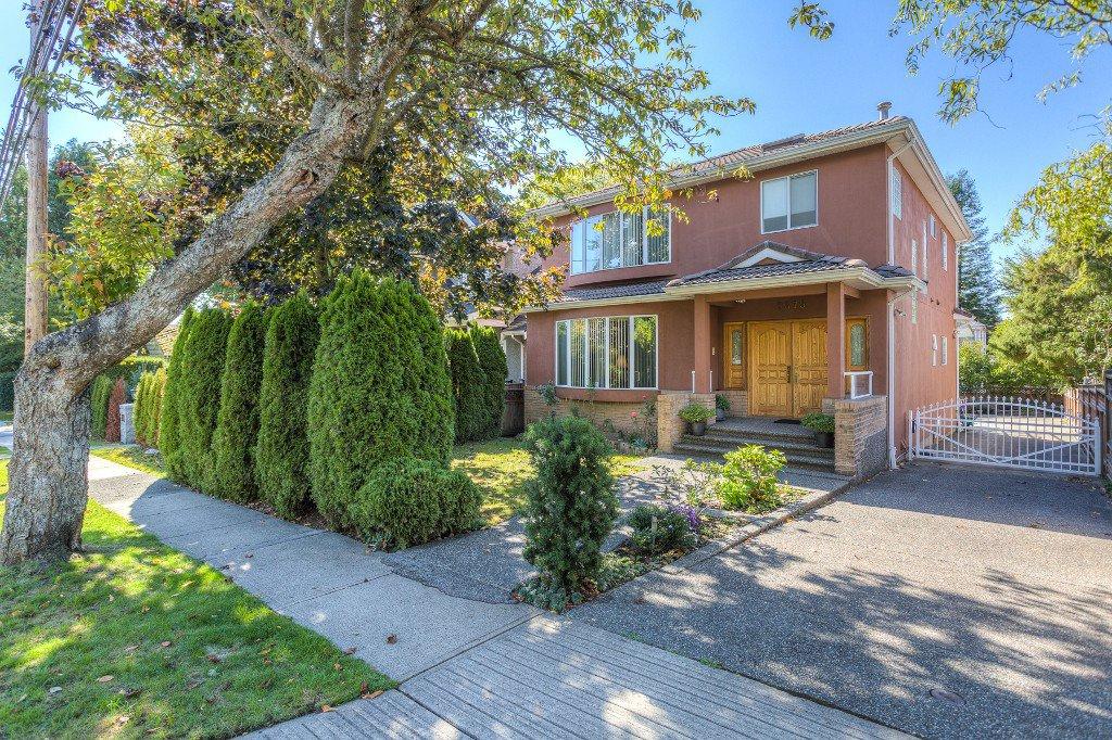 "Main Photo: 5375 TRAFALGAR Street in Vancouver: Kerrisdale House for sale in ""KERRISDALE"" (Vancouver West)  : MLS®# R2052662"