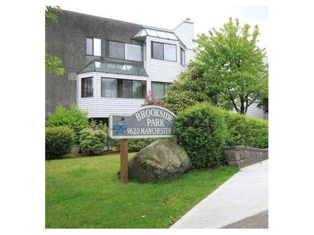 Main Photo: 2 9620 MANCHESTER Drive in Burnaby: Cariboo Condo for sale (Burnaby North)  : MLS®# R2067402