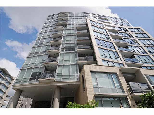 Main Photo: 705 1690 W 8TH AVENUE in : Fairview VW Condo for sale : MLS®# V902238