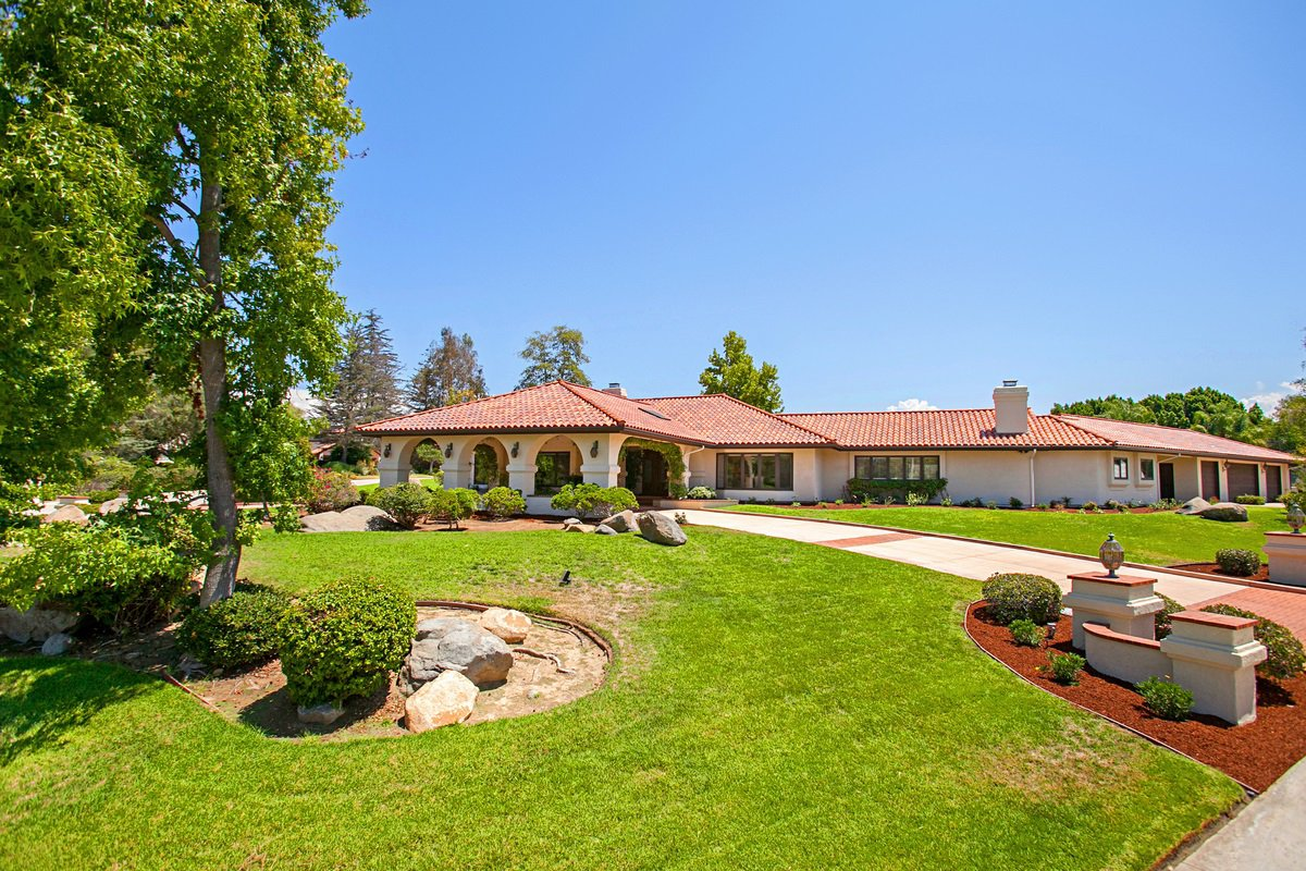 Main Photo: RANCHO BERNARDO House for sale : 5 bedrooms : 18715 BERNARDO TRAILS DRIVE in San Diego