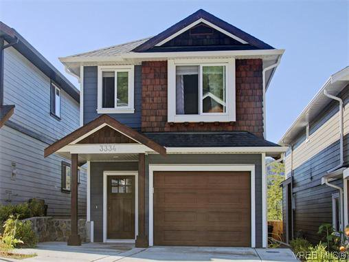 Main Photo: 3334 Turnstone Dr in VICTORIA: La Happy Valley Single Family Detached for sale (Langford)  : MLS®# 742466