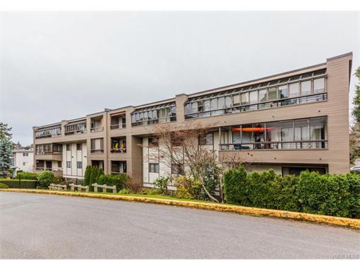Main Photo: 103 955 Dingley Dell in VICTORIA: Es Kinsmen Park Condo for sale (Esquimalt)  : MLS®# 746530