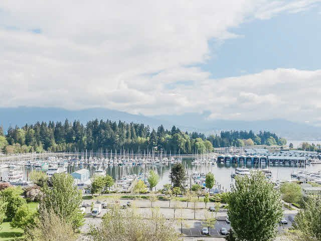 Main Photo: 901 1863 ALBERNI STREET in : West End VW Condo for sale : MLS®# V1120284