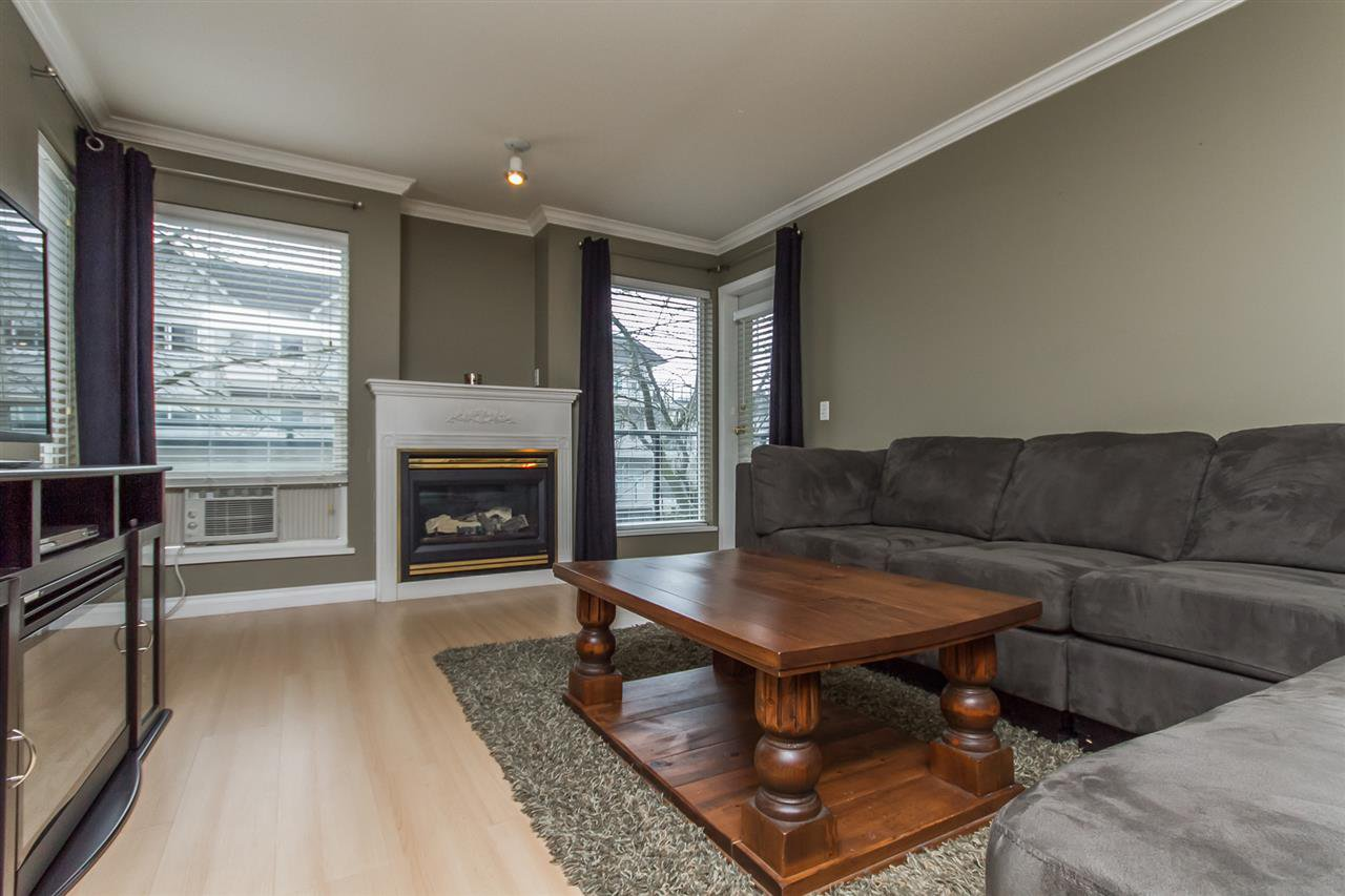 "Photo 2: Photos: 205 33728 KING Road in Abbotsford: Poplar Condo for sale in ""College Park"" : MLS®# R2150276"