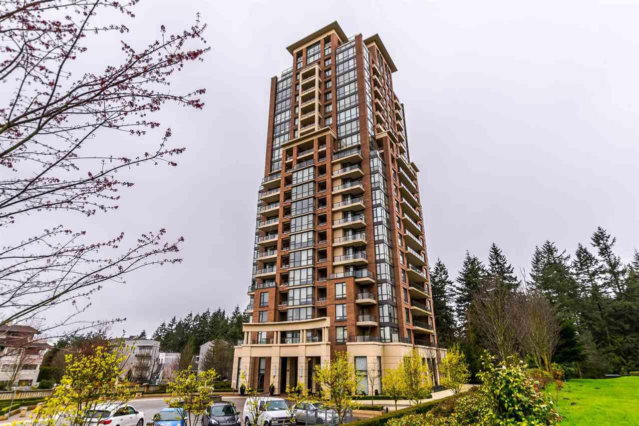 "Main Photo: 1503 6823 STATION HILL Drive in Burnaby: South Slope Condo for sale in ""BELVEDERE"" (Burnaby South)  : MLS®# R2154157"