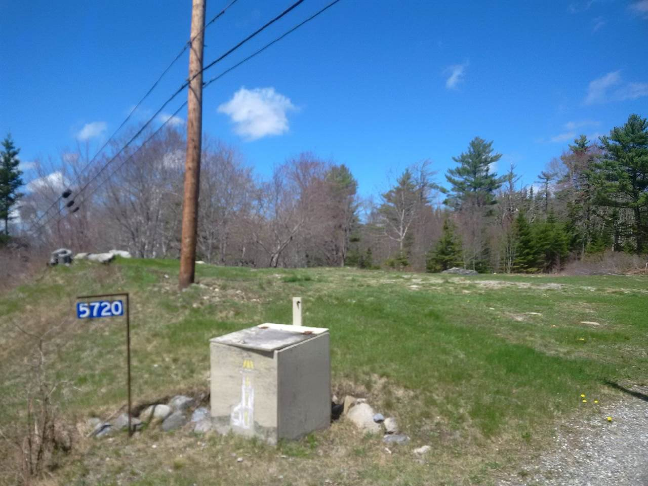 Main Photo: 5720 Highway 3 in East Jordan: 407-Shelburne County Vacant Land for sale (South Shore)  : MLS®# 201708962