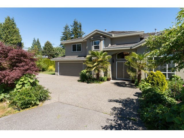 Main Photo: 1388 LEE STREET in South Surrey White Rock: Home for sale : MLS®# R2067837