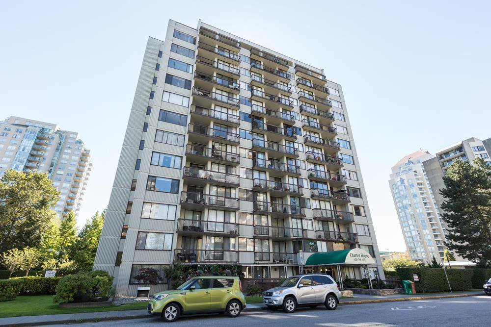 "Main Photo: 906 620 SEVENTH Avenue in New Westminster: Uptown NW Condo for sale in ""CHANTER HOUSE"" : MLS®# R2186236"