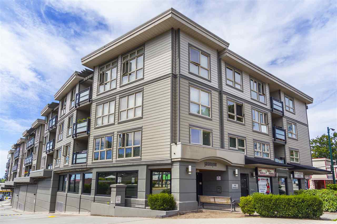 "Main Photo: 306 405 SKEENA Street in Vancouver: Renfrew VE Condo for sale in ""Jasmine"" (Vancouver East)  : MLS®# R2191896"