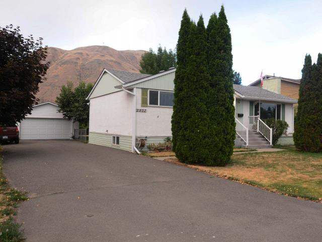 Main Photo: 2322 PARKCREST Avenue in : Brocklehurst House for sale (Kamloops)  : MLS®# 141926