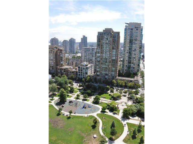 Main Photo: 1806 1199 SEYMOUR STREET in : Downtown VW Condo for sale : MLS®# V1076032