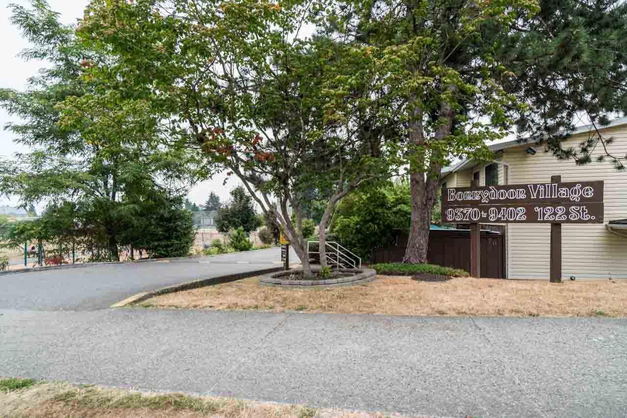 "Main Photo: 50 9378 122 Street in Surrey: Queen Mary Park Surrey Townhouse for sale in ""Bonnydoon Village"" : MLS®# R2203464"