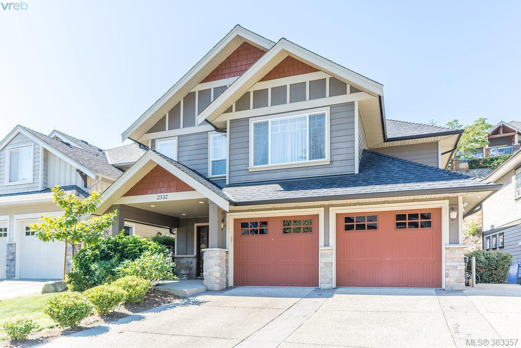 Main Photo: 2332 Echo Valley Dr in VICTORIA: La Bear Mountain Single Family Detached for sale (Langford)  : MLS®# 770509