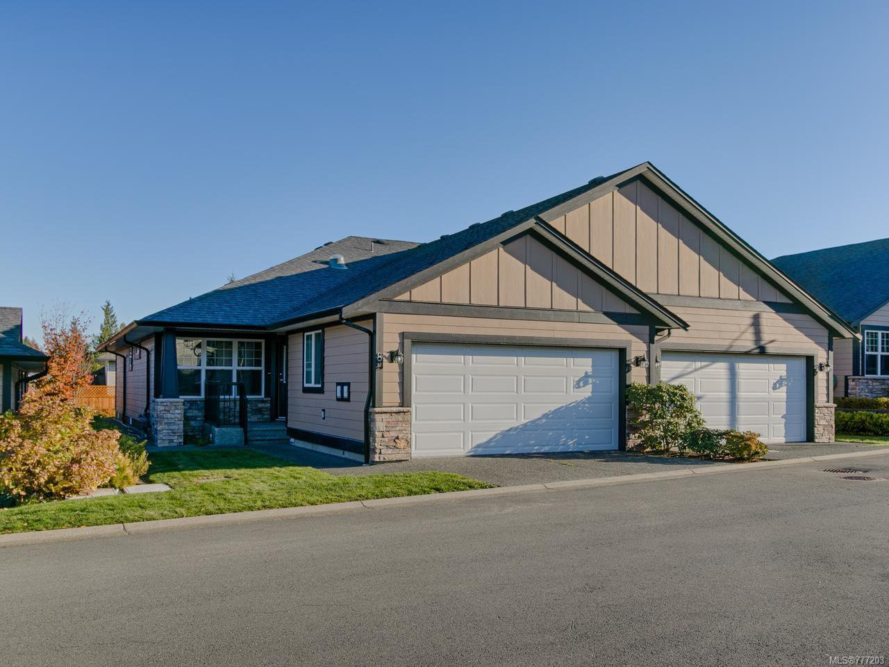 Main Photo: 8 611 Hilchey Rd in CAMPBELL RIVER: CR Willow Point Row/Townhouse for sale (Campbell River)  : MLS®# 777203