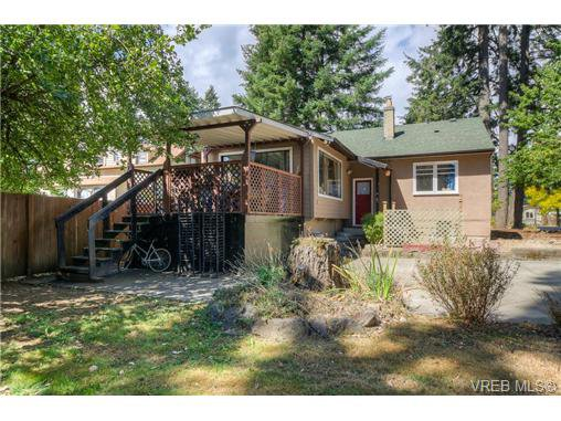 Main Photo: 2319 Sooke Road in VICTORIA: Co Wishart North Residential for sale (Colwood)  : MLS®# 369294