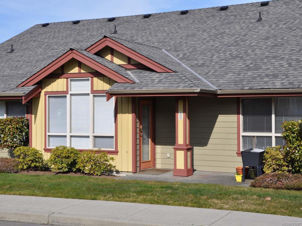 Main Photo: 703 261 MILLS STREET in PARKSVILLE: PQ Parksville Condo for sale (Parksville/Qualicum)  : MLS®# 781287