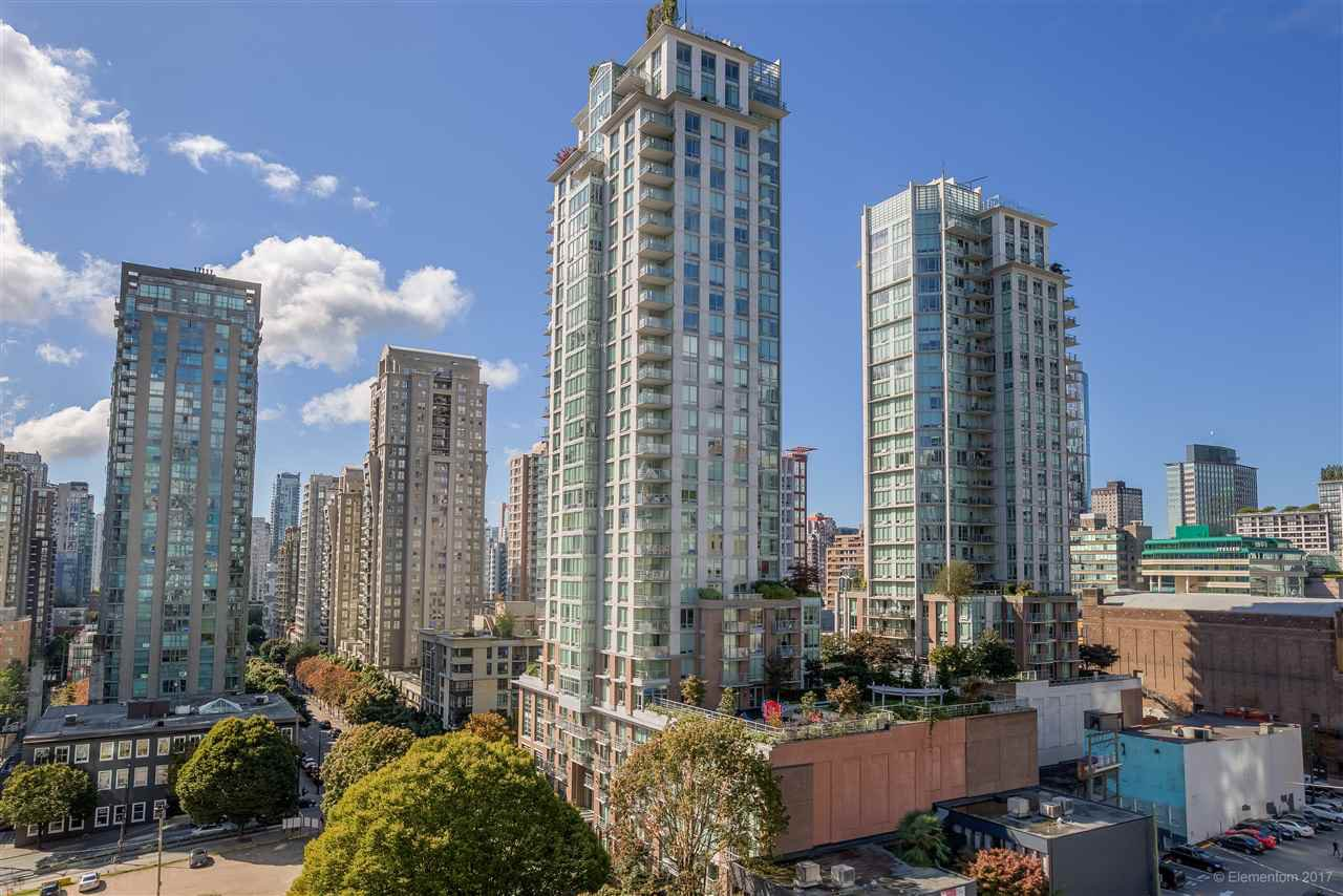 "Main Photo: 503 535 SMITHE Street in Vancouver: Downtown VW Condo for sale in ""DOLCE"" (Vancouver West)  : MLS®# R2261300"