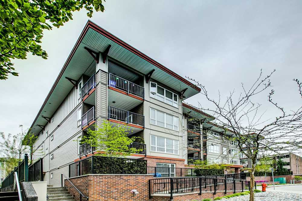"Main Photo: 407 2473 ATKINS Avenue in Port Coquitlam: Central Pt Coquitlam Condo for sale in ""Valore"" : MLS®# R2283405"